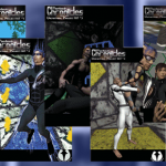 Pentavis Chronicles Comicbook Covers